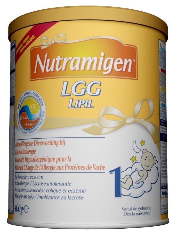 Lactosevrije zuigelingenvoeding
